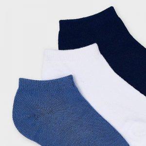 Set 3 calzini corti bimbo