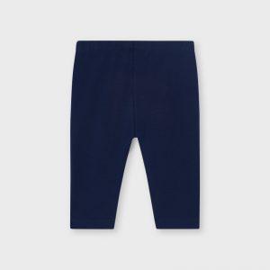 Leggings corto ecofriends blu