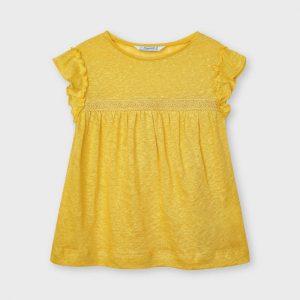 T-shirt lino bambina