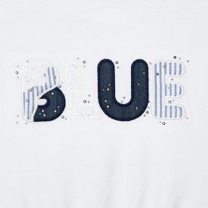 T-shirt applicazioni bimba