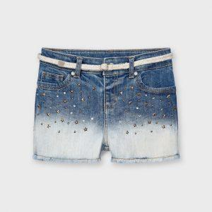 Pantaloncino jeans applicazioni