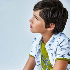 Maglietta manica corta ragazzo