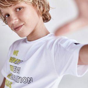 Maglietta ecofriends tasca