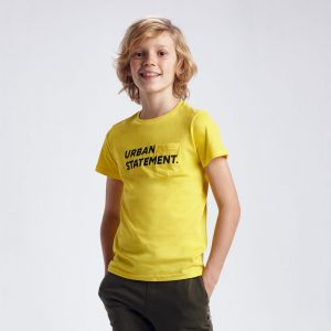 Maglietta taschino