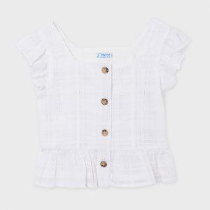 Blusa lurex