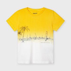 Maglietta dip dye
