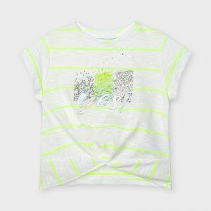 T-shirt m/c nodo