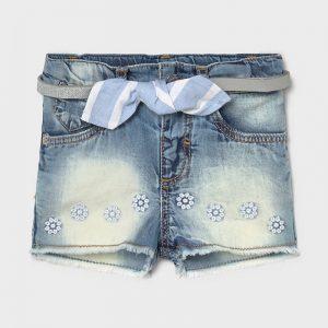 Shorts jeans neonata