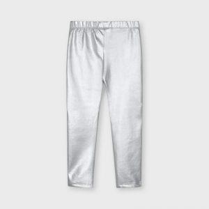 leggings metallizzato