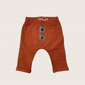 Pantalone arancione