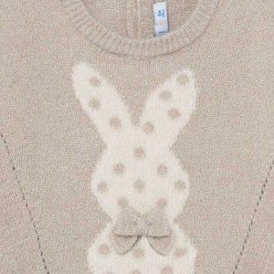 maglioncino coniglietto