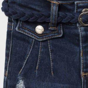 jeans con strappi neonata