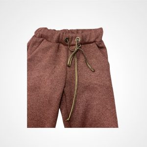 Pantalone tuta glitter