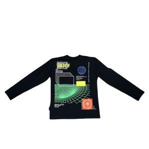 T-shirt fluo datch